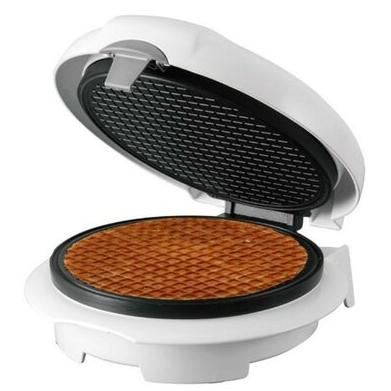 Вафельниця DSP KC1144 електрична біла | Электровафельница для тонких вафель