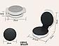 Вафельниця DSP KC1144 електрична біла | Электровафельница для тонких вафель, фото 4
