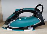 Утюг DSP KD1023 паровой с керамической подошвой 2000 Вт, фото 4