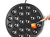 Апарат для пончиків DSP KC1151 електричний чорний | Мультимейкер для кейк попсов 1000 Вт, фото 2
