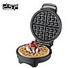 Вафельница DSP KC1048 для бельгийских вафель | сэндвичница электровафельница | Аппарат для тонких вафель