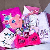 """Подарочный набор Единорог бокс для девочки Wow Boxes """"Unicorn Box №2"""""""