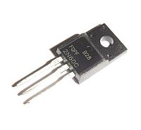 Полевой транзистор 2N60C (FQPF2N60C) N-MOSFET 600В; 2А; 23Вт; TO220F