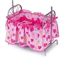 Кроватка для кукол 9375