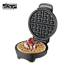 Вафельница DSP KC1048 для бельгийских вафель   сэндвичница электровафельница   Аппарат для тонких вафель