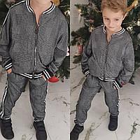 Детский и подростковый спортивный костюм на мальчика на рост от 128 до 170 см