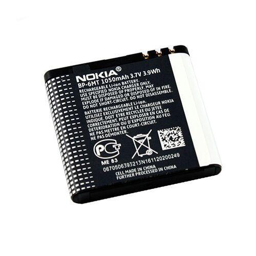 Батарея Nokia Bp-6Mt 6720 Classic E51 N81 N82