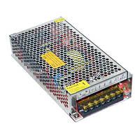 Блок живлення перфорований 5В 20А 100Вт, 2-кан для LED-стрічок CCTV
