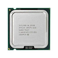 Процессор Intel Core 2 Quad Q9400, 4 Ядра, 2.66Ггц, Lga 775