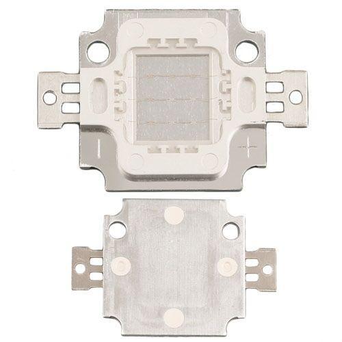 Світлодіодна матриця 10Вт LED 100-150лм 9-11В, синя