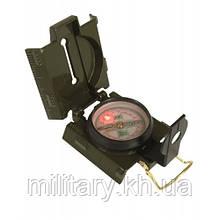 Компас армійський металевий US (світлодіодне підсвічування), [182] Olive