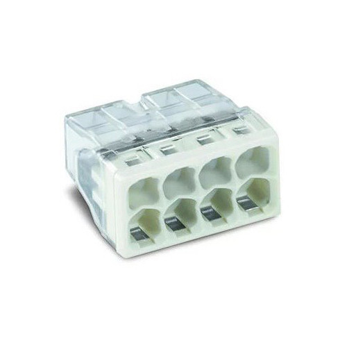 Клемма соединительная VARGO на 8 проводников 2,5 мм²