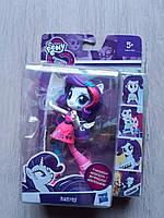 Мини-кукла My Little Pony Equestria Girls Рок Рарити Hasbro C0865 C0839