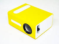 Портативний міні проектор Led Projector T300, фото 1