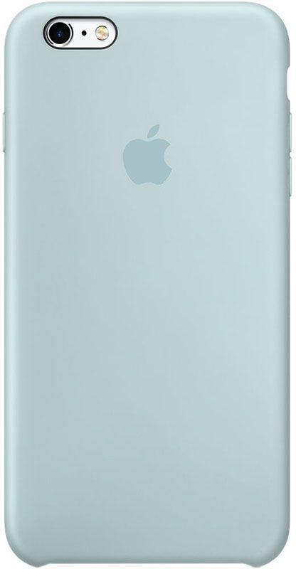 Чохол-накладка TOTO Silicone Case Apple iPhone 6/6s Sea Blue #I/S