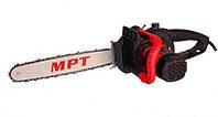 """Пила цепная электрическая PROFI 2200 Вт, 405 мм/16"""", 12м/с, аксесс 5 шт MPT MECS1604"""
