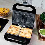Бутербродница CECOTEC Rock'nToast Sandwich Squared (CCTC-03054), фото 8