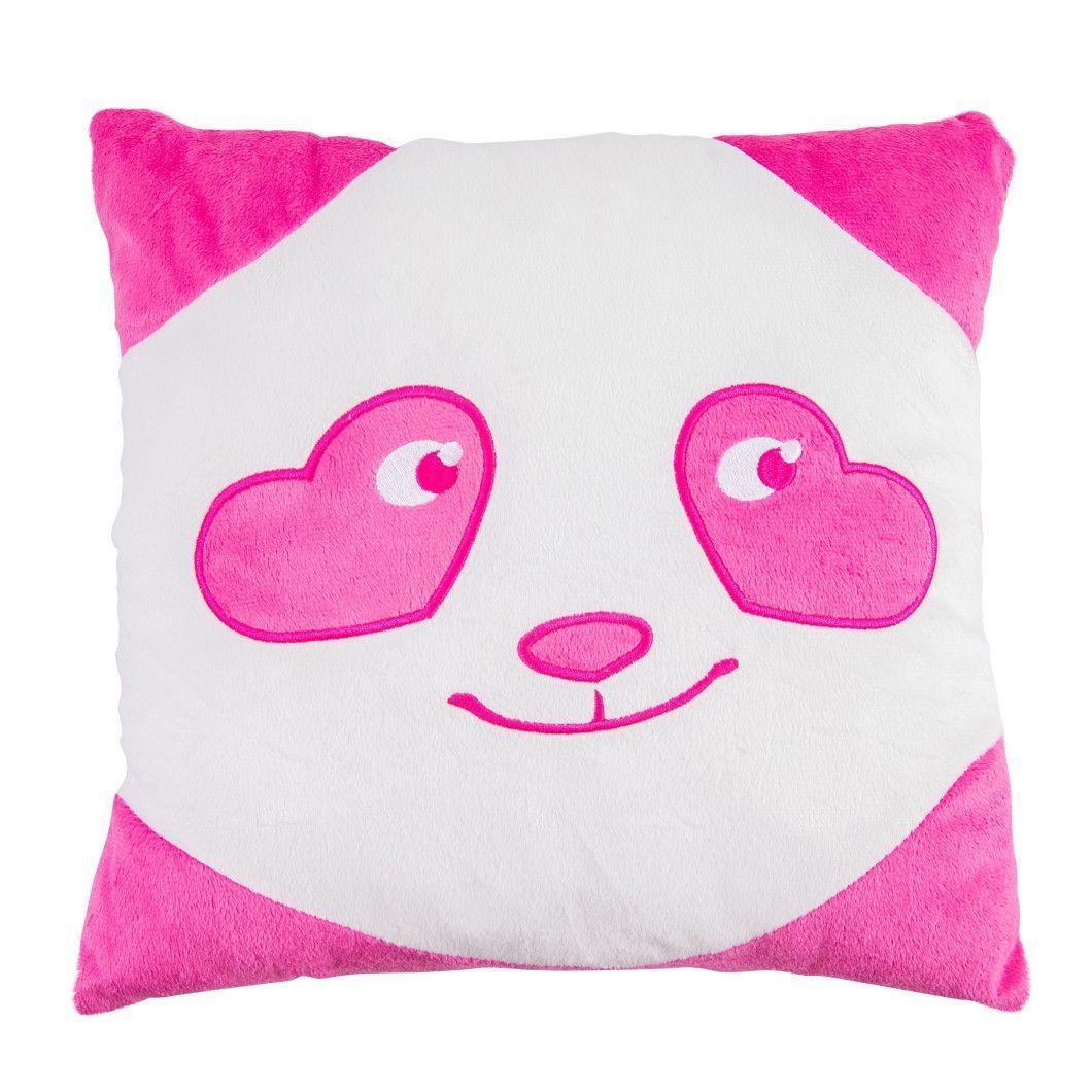 Подушка Панда закоханий смайл (ПД-0152)