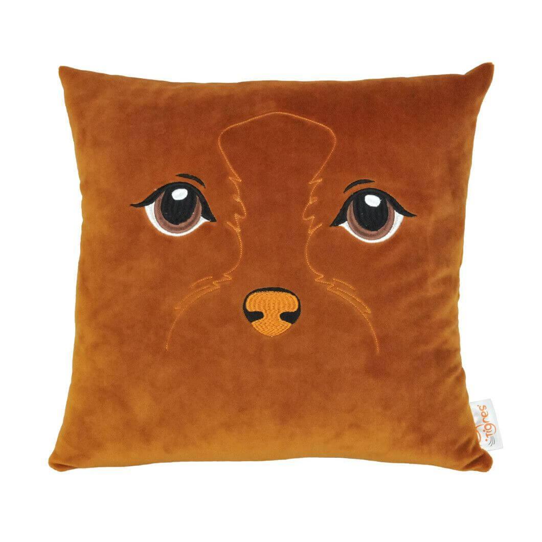 Подушка Tigres Собачьи глаза (ПД-0360)