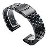 Змінний ремінець з нержавіючої сталі для Samsung Galaxy Watch Active 2 40mm 20 мм, фото 2