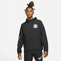 Куртка Nike Essential GX Running Black Оригінал, фото 1