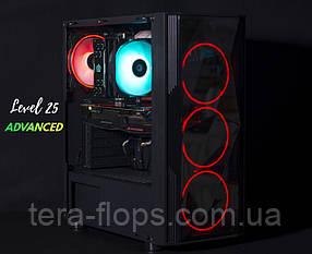 Игровой ПК - Level 25 Advanced / ( GTX 1070 8GB   i5   DDR4 16GB ) / Гарантия / TeraFlops