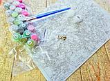 Картина по номерам на дереве Нежные цветы, 30х40 ArtStory (ASW149), фото 2