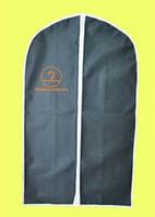 Чехол прямой для хранения одежды 60*100 см