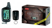 Автосигнализация с автозапуском и диалоговой кодировкой Sheriff zx-1070Pro