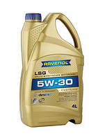 Ravenol LSG SAE 5W-30  кан. 4л - синтетическое моторное масло