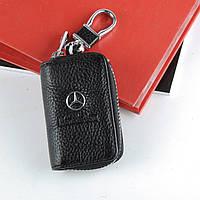 Чехол для ключей с карабином Mercedes    2864