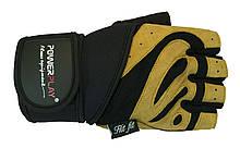 Перчатки для фитнеса PowerPlay 1063 B мужские размер S