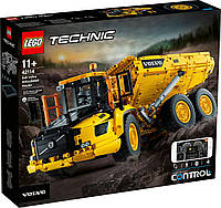 Lego Technic Самосвал Volvo 6х6 42114