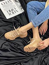 Dior D-connect Beige (бежевые) Velvet (Утепленные)