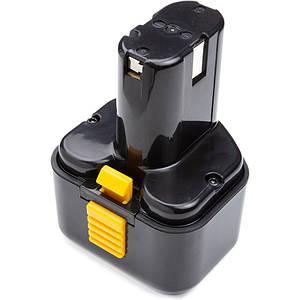 Аккумулятор PowerPlant для шуруповертов и электроинструментов HITACHI 9.6V 2.0Ah Ni-MH (EB9)