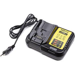 Зарядное устройство PowerPlant для шуруповертов и электроинструментов DeWALT 10.8-18V (DEW-DCB112)