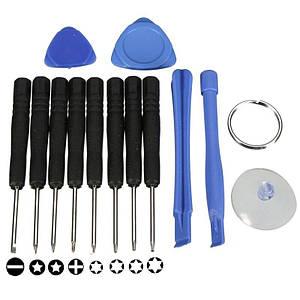 Набор инструментов для ремонта сотовых телефонов 14 штук Leory RT-14