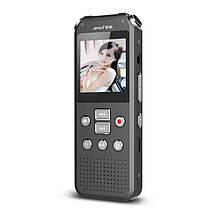 Диктофон + відеореєстратор + фотоапарат 3в1 Amoi E730, міні, WAV до 768 кбіт/с, AVI до 720p, метал, фото 3