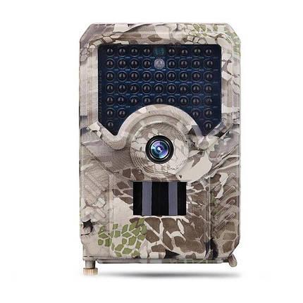 Фотоловушка - камера для полювання Boblov PR-200, 12 Мп, 1080P, ІК 15 метрів, кут 120 градусів, фото 2