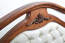 Кровать Маргарита 1,6 орех (Микс-Мебель ТМ), фото 2