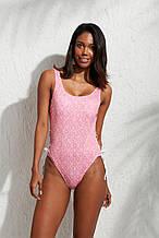 Сдельный купальник Pierre Cardin Нежно-розовый 42 (XL) женский 80% полиамид, 20% эластан  (197143Р3)