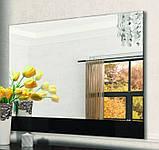 Дзеркало в спальню з ДСП Екстазу Нова Чорний Світ меблів, фото 2
