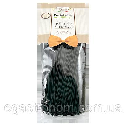 Макарони Джеске спагетті з чорнилом каракатиці PastaJeske 500g 12шт/ящ (Код : 00-00005634)