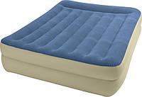 """Кровать надувная двуспальная """"New""""  (157х203х47)"""