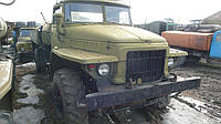 Автомобиль УРАЛ-375 бензиновый КУНГ