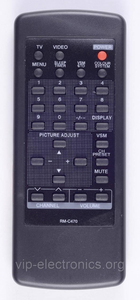Пульт JVC  RM-C470 (TV) як оригінал