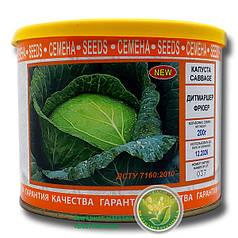 Семена капусты «Дитмаршер Фрюер» 200 г (Vitas)