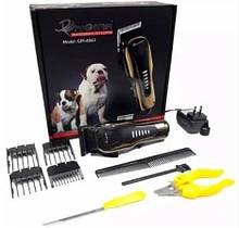 Машинка для стрижки животных, собак, котов GEMEI GM-6063