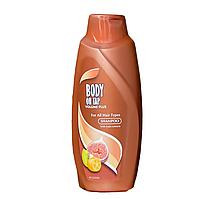 Універсальний шампунь з фруктовим екстрактом Body on tap volume plus 700 ml.