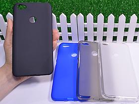 Силиконовый TPU чехол для Xiaomi Redmi Note 5A Prime